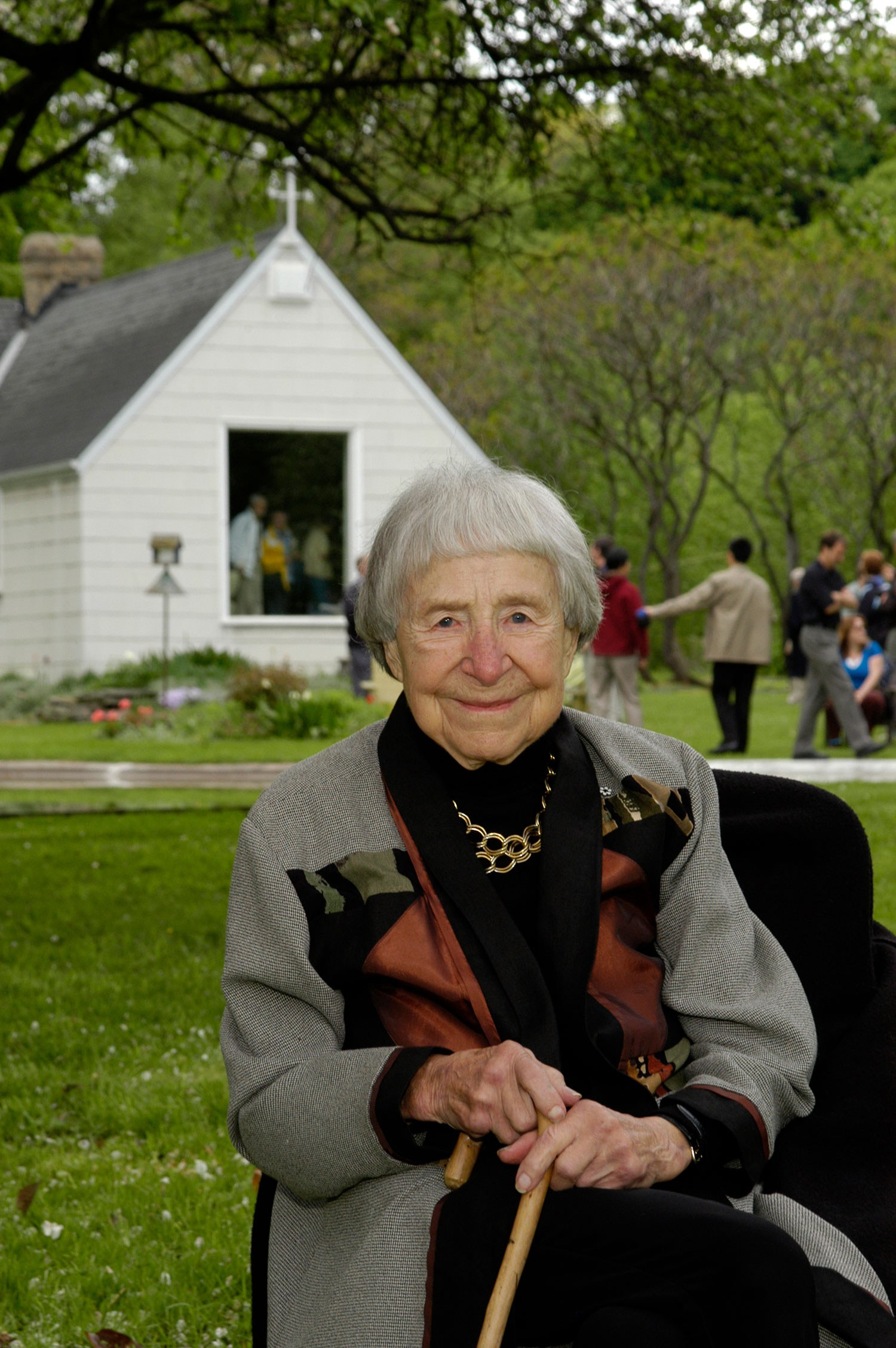 Doris McCarthy 1910-2010 (Photo: David Lee)