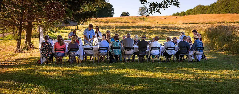 Orchard Hill Farm Dinner