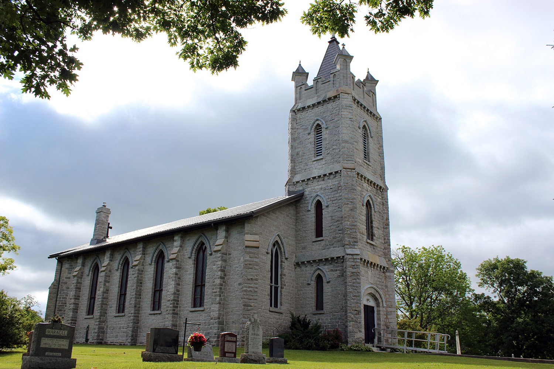Christ Church, Her Majesty's Chapel Royal of the Mohawk – Tyendinaga Mohawk Territory